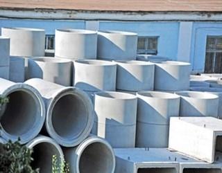 Betonové výrobky, roury a šachty