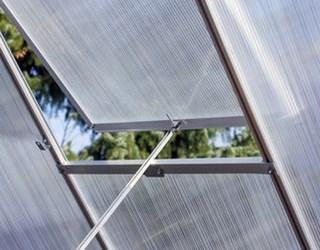 Lehké střešní krytiny, skleníky, přístřešky