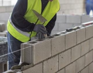 Betonové zdící tvárnice a tvarovky
