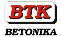 Logo BTK betonika