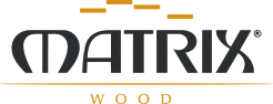 Logo Matrix Wood