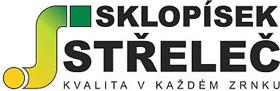 Logo Sklopísek Střeleč
