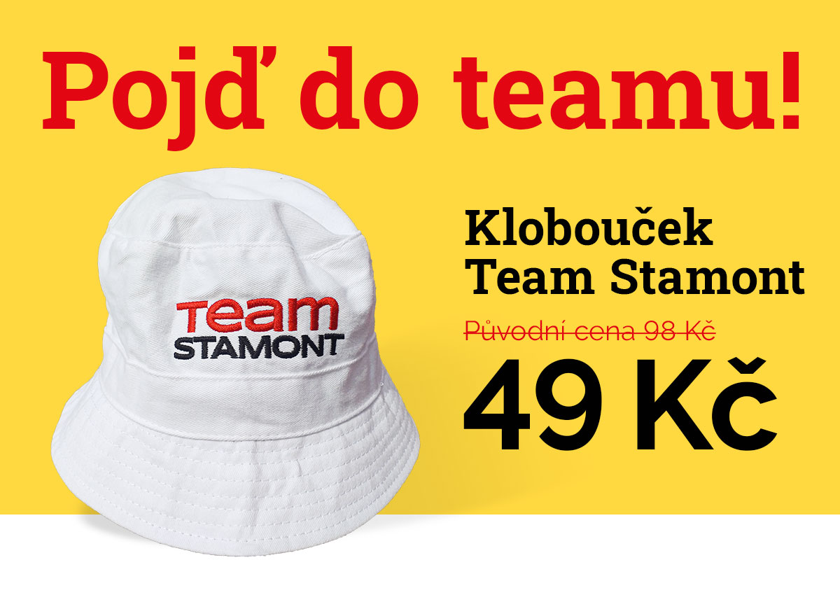 klobouček team stamont